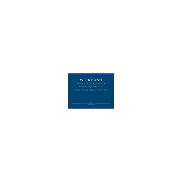Weckmann M. - Complete Free Organ and Keyboard Works.