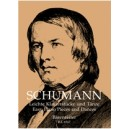 Schumann R.A. - Easy Piano Pieces and Dances.