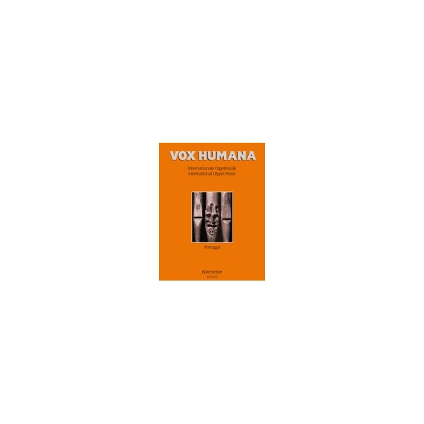 Various Composers - VOX HUMANA Vol. 5. International Organ Music: Portugal.