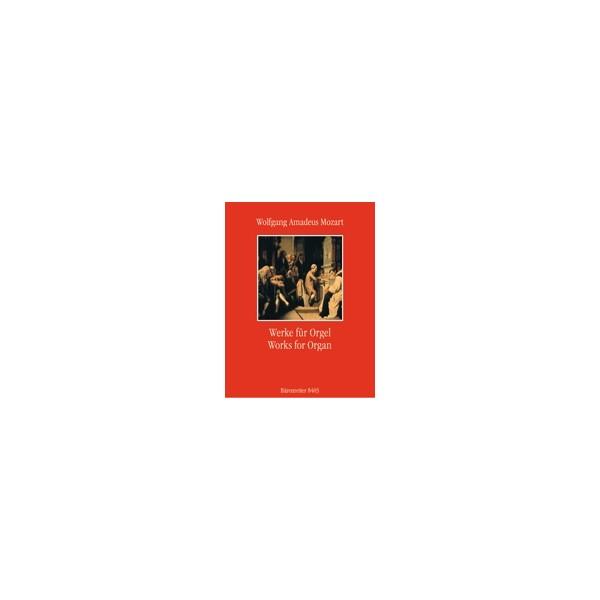 Mozart W.A. - Organ Works (Urtext).