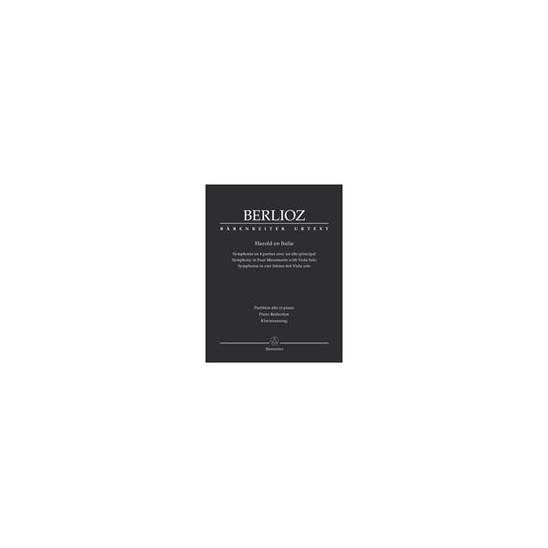 Berlioz H. - Harold In Italy (Urtext).