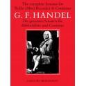 Handel, G.F. - Complete Sonatas for Recorder and Basso continuo