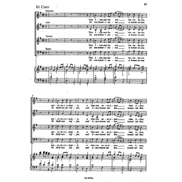 Handel G.F. - Imeneo (HWV 41) (It-G) (Urtext).