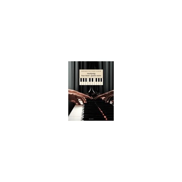 Various Composers - Baerenreiter Piano Duet Album
