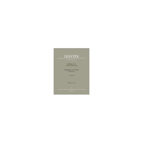 Haydn F.J. - Symphony No. 94 in G (Surprise) (Hob.I:94) (Urtext).