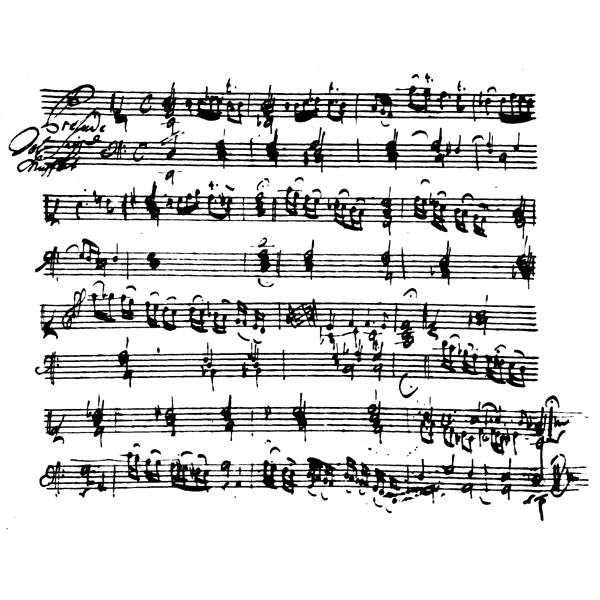 Muffat G. - Complete Works for Keyboard (Organ), Vol. 1 (Urtext).