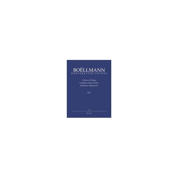 Boellmann L. - Organ Works, Vol.3/3 (complete) (Urtext). Heures mystiques Op.29/30