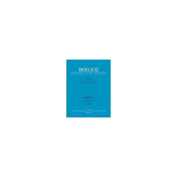 Gluck C.W.R. von - Orphee.  (Version by Hector Berlioz 1859) (F-G) (Urtext).