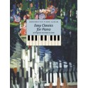 Various Composers - Easy Classics for Piano.  36 Originals from Bach to Satie.