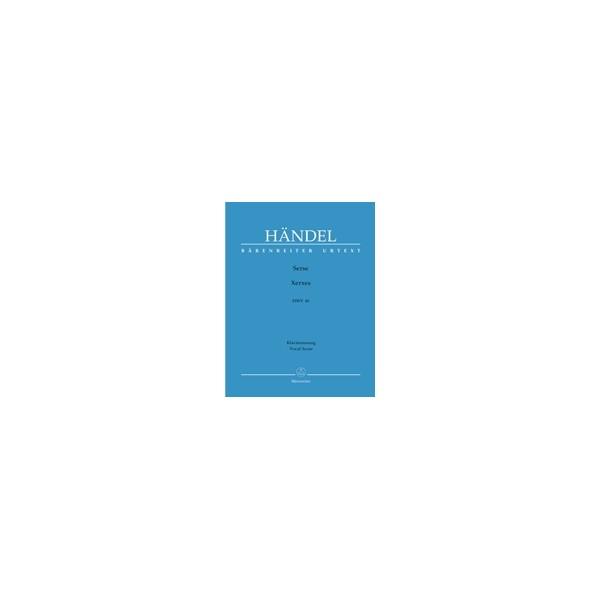 Handel G.F. - Serse (Xerxes) (HWV 40) (It) (Urtext).