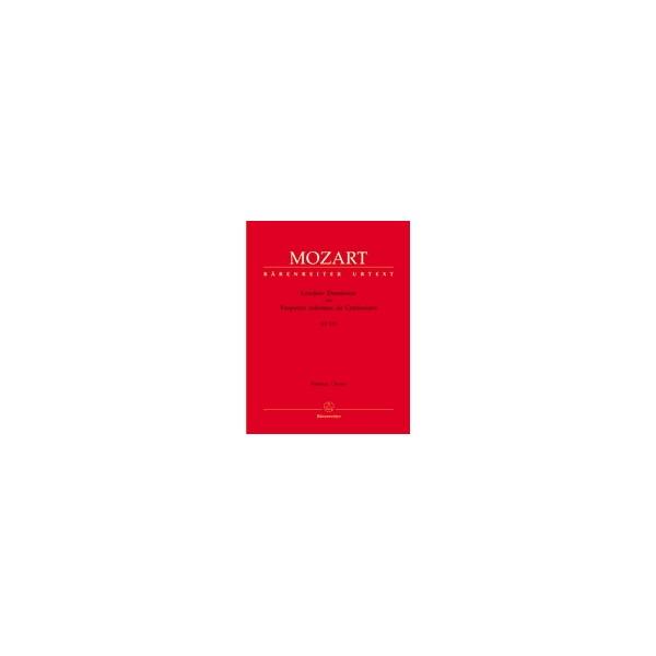 Mozart W.A. - Laudate Dominum (K.339) (from Vesperae solennes de Confessore)