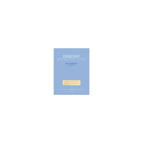 Debussy C. - Deux Arabesques (Urtext).