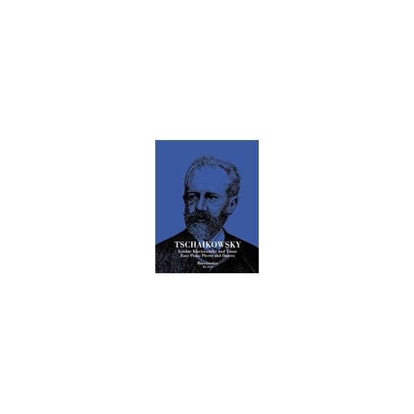 Tchaikovsky P.I. - Easy Piano Pieces and Dances.