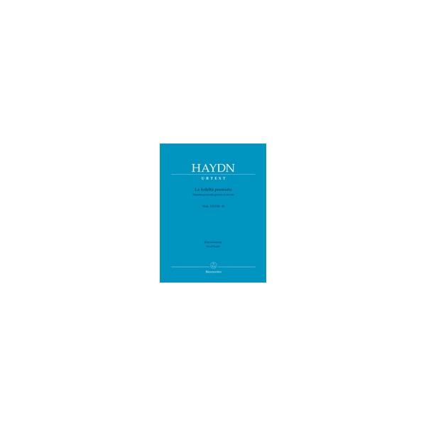 Haydn F.J. - La fedelta premiata (Hob.XXVIII:10) (It) (Urtext).