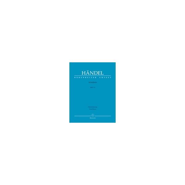 Handel G.F. - Ariodante (HWV 33) (It-G) (Urtext).