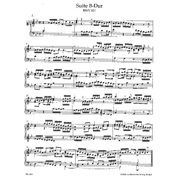 Bach J.S. - Keyboard Works of Doubtful Authenticity (Urtext).