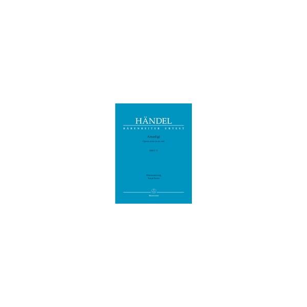 Handel G.F. - Amadigi (HWV 11) (It-G) (Urtext).