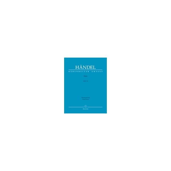 Handel G.F. - Ezio (HWV 29) (It) (Urtext).