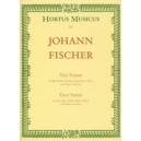 Fischer J.C.F. - Four Suites.