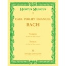 Bach C.P.E. - Sonatas (2), Vol.2: in A minor & D (Wq 128 & 131).