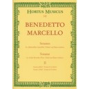 Marcello B. - Sonatas from Op.2, Vol. 2:(No.3 G min: No.4 E min).