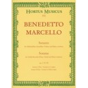 Marcello, Benedetto. - Sonatas from Op.2, Vol. 3: (No.6 C maj: No.7 Bb maj).