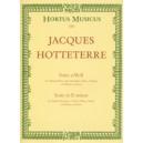 Hotteterre J.M.(.R. - Suite in E minor, Op.5/ 2 (originally C minor).