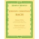 Bach J.C. - Quintet in D, Op.11/ 6.