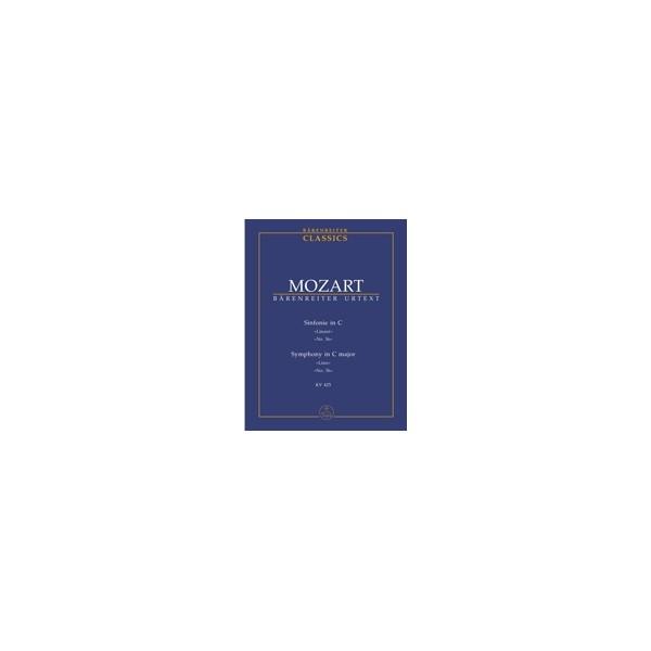 Mozart W.A. - Symphony No.36 in C (K.425)  (Linz) (Urtext).