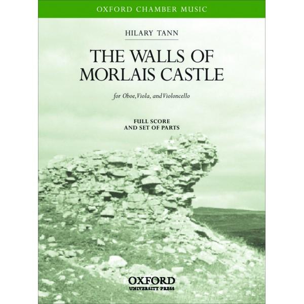 The Walls of Morlais Castle - Tann, Hilary