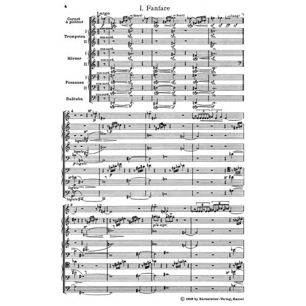 Zillig W. - Serenade No.1 (1927/28).