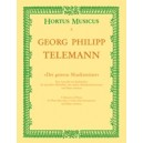 Telemann G.P. - Pieces (from Der getreue Musikmeister).
