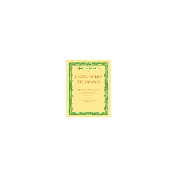 Telemann G.P. - Pieces (from Der getreue Musikmeister).