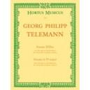 Telemann G P - Sonata in D (from Der getreue Musikmeister).