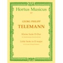 Telemann G.P. - Short Suite in D.