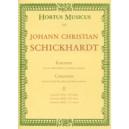 Schickhardt J.C. - Concerti, Vol. 2: No.4 - 6.