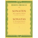 Various Composers - Sonatas by Old English Masters, Vol.1.