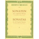 Various Composers - Sonatas by Old English Masters, Vol.2.