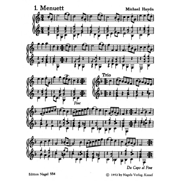 Various Composers - Short Dances and Marches from Haydn to Strauss.