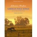 German Folksongs - Brahms, Johannes