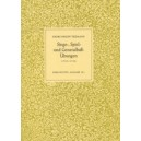 Telemann G.P. - Singing, Playing and Continuo Exercises (48 Songs).