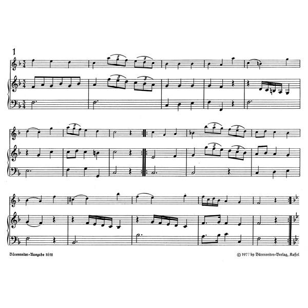 Mozart W.A. - Salzburg Minuets, Vol. 2 (K.65a).