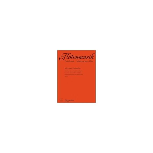 Driessler J. - Short Pieces (4), Op.8/2.