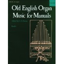 Old English Organ Music for Manuals Book 1 - Trevor, C. H.