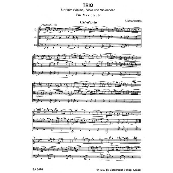 Bialas G. - Trio (1946).