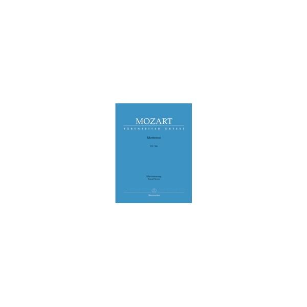 Mozart W.A. - Idomeneo (complete opera) (It-G) (K.366) (Urtext).