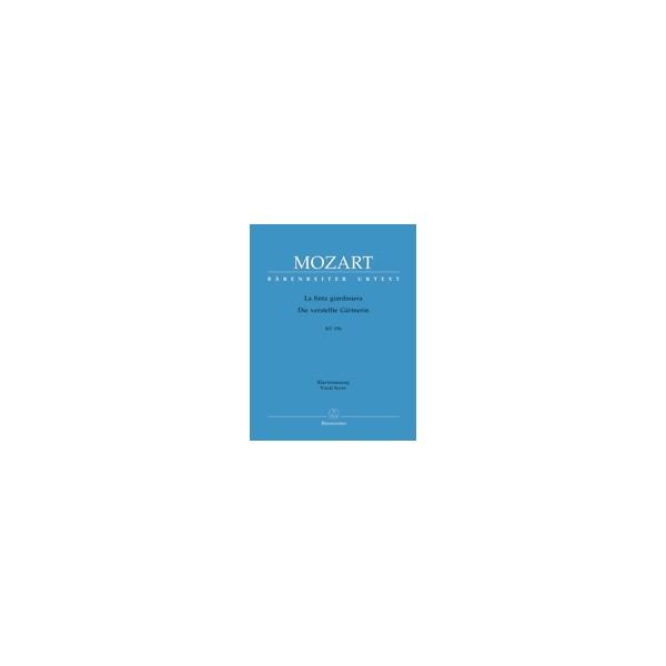 Mozart W.A. - La finta giardiniera (complete opera) (It-G) Dramma giocoso (K.196)