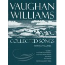 Vaughan Williams, Ralph - Collected Songs Volume 1