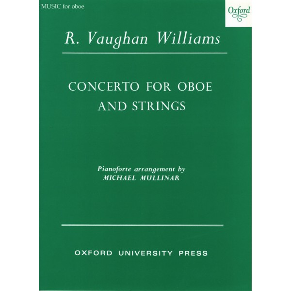 Concerto for oboe and strings - Vaughan Williams, Ralph