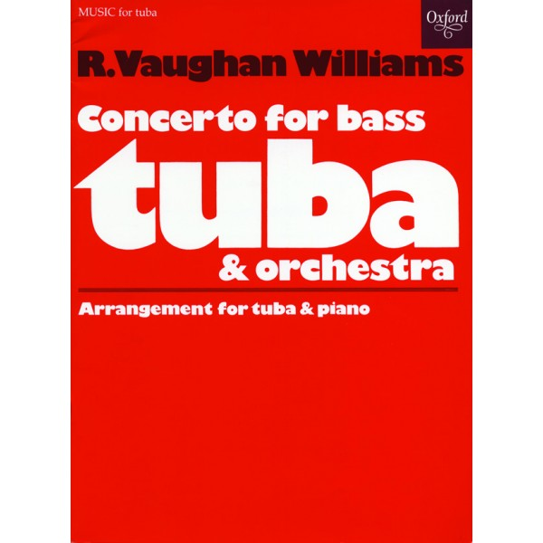 Concerto for tuba - Vaughan Williams, Ralph